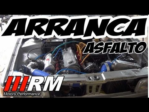 "GOL TURBO ""ARRANCA ASFALTO"" - RM Motors - Na Real D2M"