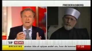 Tahir ul Qadri agrees with the Cartoons of Prophet SAW