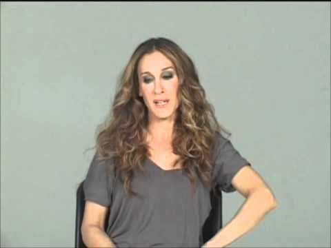 Sarah Jessica Parker - Square Pegs DVD Commentary (Part I)