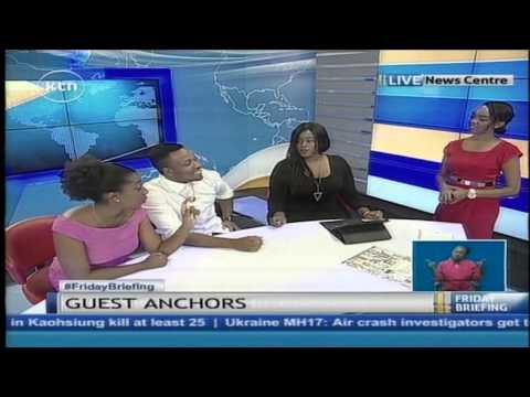 KTN Friday Briefing full bulletin 01 August 2014 (Governors move to Court to stop Devolution Law)
