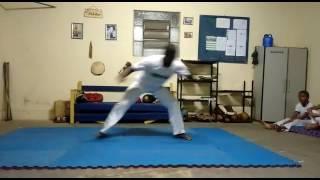 Patolino Capoeira Treino De Balanço