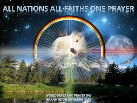 World Peace and Prayer Day 2012