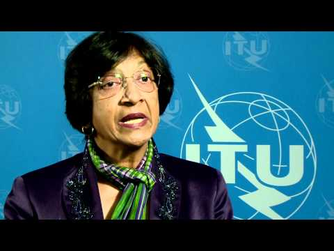 ITU INTERVIEWS: NAVI PILLAY, High Commissioner for Human Rights