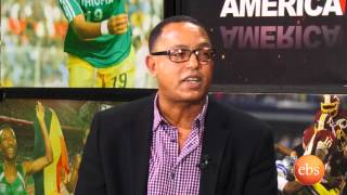Sport america Interview with Zelalem Teshome - part 1