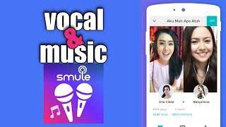 download lagu Cara Atasi Suara Vocal Dan Musik Smule Tidak Pas gratis
