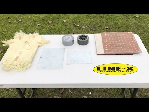 ARMOR WITH LINE-X - is Linex bulletproof? thumbnail
