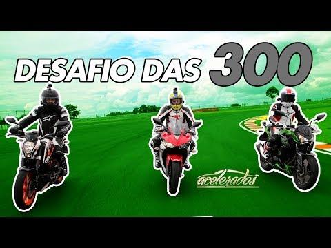 YAMAHA R3 X KAWASAKI Z300 X KTM DUKE 390 - VOLTA RÁPIDA COM ALEX BARROS #7 | ACELERADOS