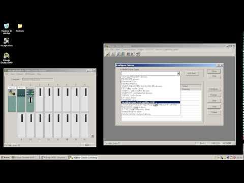 Comunicar el RSLogix Emulate 5000 con RSLinx Classic