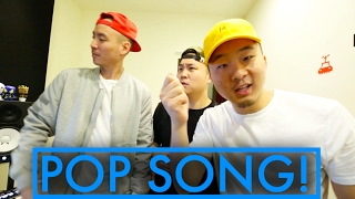 HOW TO MAKE ASIAN POP MUSIC! (REAL POP STUDIO)
