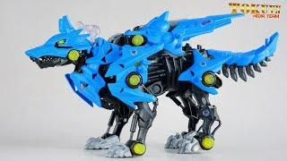 [TMT][864] ZW16 Hunter Wolf! ZW16 ハンターウルフ! Zoids Wild! ゾイドワイルド! TAKARA TOMY