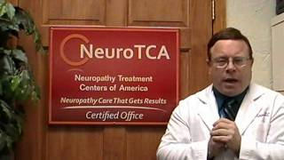 New Neuropathy Treatment!  Troy, Ohio OH Chiropractor Dr. Jack Adrian ChiroCenter Chiropractic