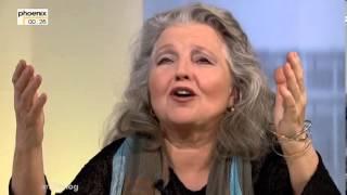 Hanna Schygulla im Dialog mit Alfred Schier vom 08.02.2014
