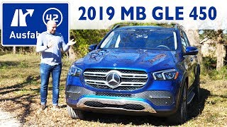 2019 Mercedes-Benz GLE 450 4MATIC (V167) - Kaufberatung, Test, Review