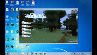 Minecraft Mods capitulo 34: descargar e instalar aether mod para minecraft 1.3.2/1.2.5 downgrade 1.0