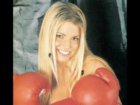 Jessica Simpson S First Interview From 1999 Part 1 Youtube
