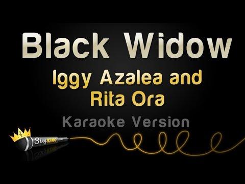 Iggy Azalea and Rita Ora - Black Widow (Karaoke Version)