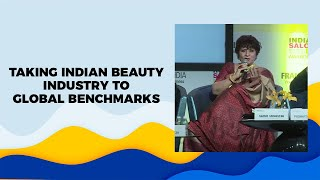 Taking Indian Beauty industry to global