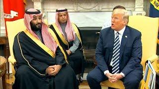 Are Israel & Saudi Arabia Pressuring U.S. Toward War with Iran?