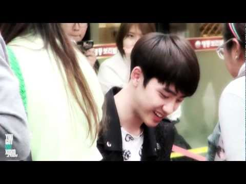 120508 EXO-K BUSAN FANSIGN EVENT - D.O. Music Videos