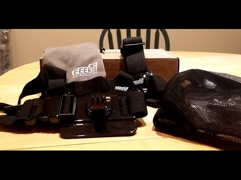 EEEkit Action Camera Accessory Kit Review