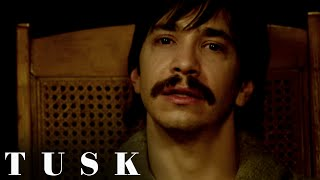 Tusk | Itsy Bitsy Spider | Official Movie Clip HD | A24