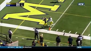 2015 Michigan Spring Game Highlights