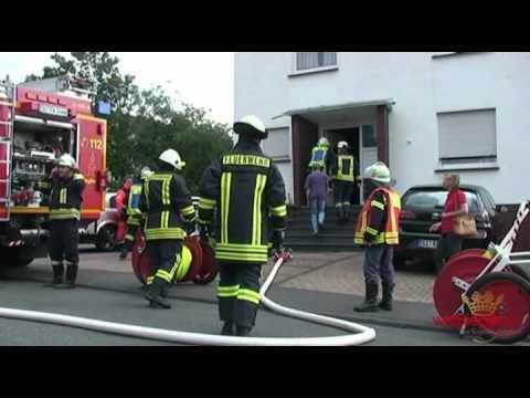 Feuer in Kreuztal Ferndorf- Küchenbrand