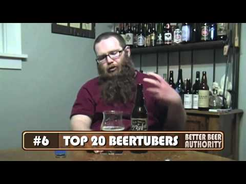 Top 20 Beer Reviewers on YouTube