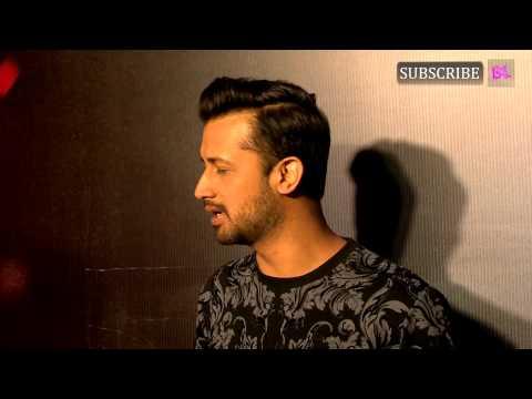 Atif Aslam | Badlapur Succes Party | 2015