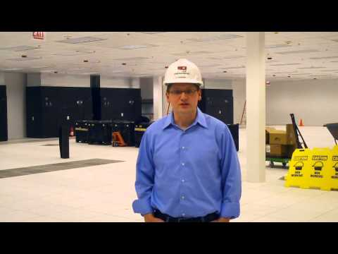 Mike Olson from Executive Construction Inc. discusses the Latisys DC05 expansion in Chicago