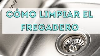Limpiar fregadero a fondo en 15 minutos/ Easy cleaning