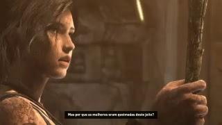 Live Gameplay  Tomb Raider playtation 4
