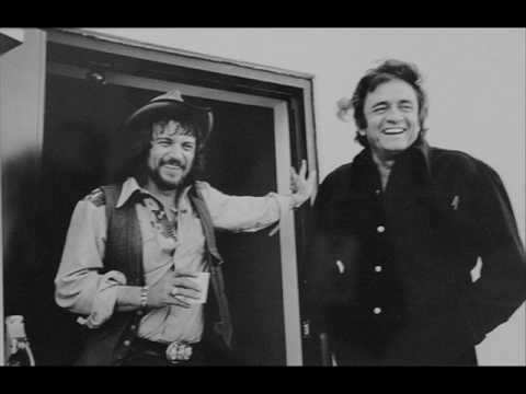 The Ballad of the Forty Dollars - Johnny Cash & Waylon Jennings
