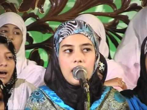 QIRAT AND NAAT COUNCIL PAKISTAN 1st Album SHAN e MUSTAFA s.a.w (Kanwal Saleem).mpg