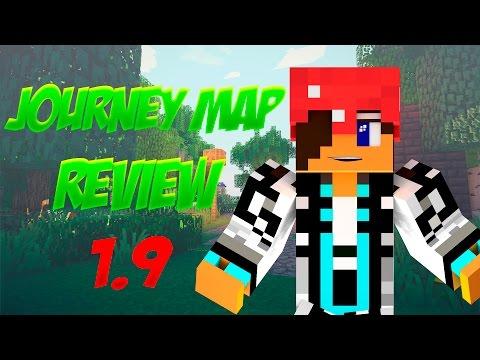 journey map mod