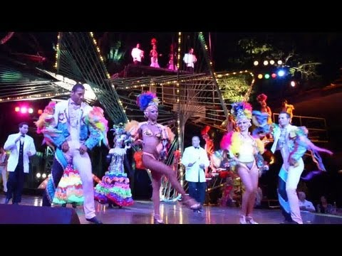 Tropicana Club - Havana - complete show