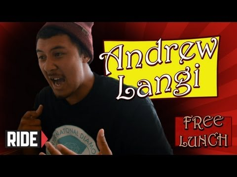 Andrew Langi Gets Catfished, Loses a Tooth, and More on Free Lunch!