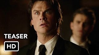 The Vampire Diaries Series Finale Teaser #3 (HD) Elena and Damon