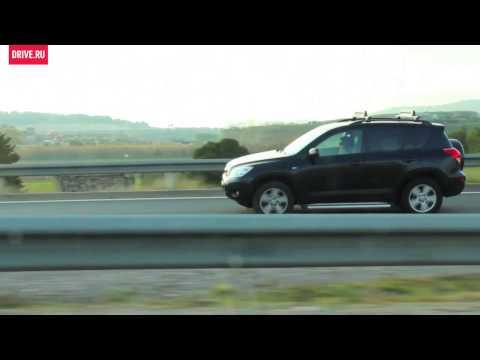 Toyota RAV4 2013 — За кадром