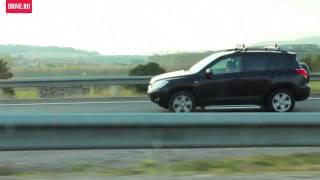 2013 Toyota RAV4 — За кадром