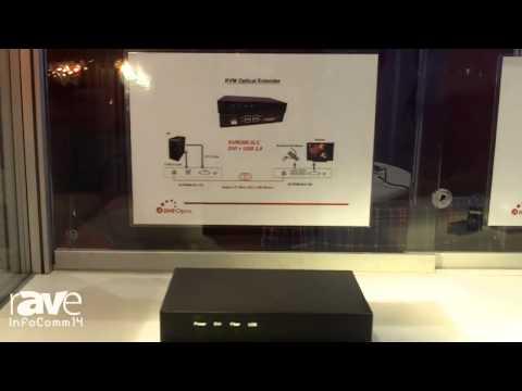 InfoComm 2014: APAC Opto Talks About its KVM Optical Extender
