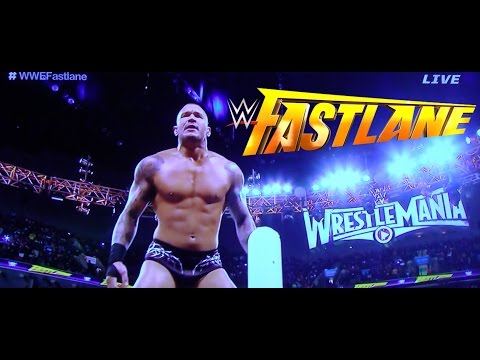 Randy Orton Returns At WWE Fastlane 2/22/15 Full Review - Randy Orton's Fastlane Return Commentary