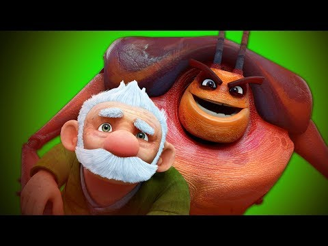 Insectibles | Episode #9 THE OLD SWITCHEROO | Funny Cartoons For Kids | Oddbods & FRIENDS