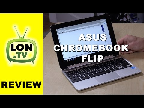 "ASUS Chromebook Flip Review - A $249 10.1"" ChromeOS tablet / convertible - C100PA-DB01 / C100PA-DB02"