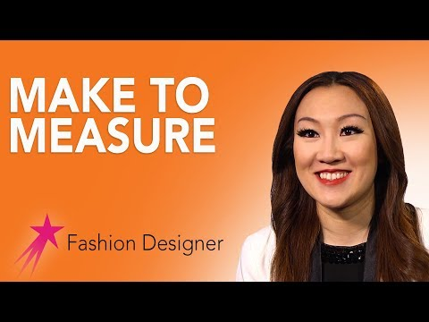 Fashion Designer: What is Couture -  Candice Wu Career Girls Role Model