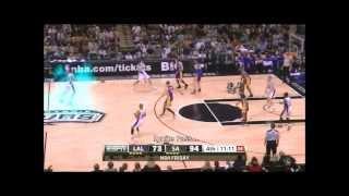Ignite Pass Kai NBA Game vs Anime Comparison - Kuroko no Basket