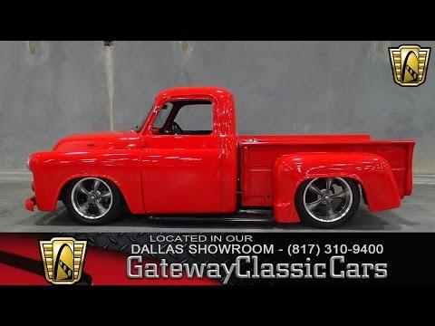 1954 Dodge Pickup Stock #141 Gateway Classic Cars of Dallas
