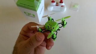 Worlds Smallest Nano Drone: Hubsan Q4 Review - [Setup, Flight Test, Pros & Cons]