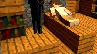 enderman massage-minecraft animation #2