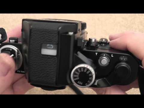 Nikon F2 35mm Film Camera Overview / Review (Part 1)